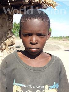 Choose a child to sponsor, like this little boy from Kilimatinde, Samwel Silvesta age 13