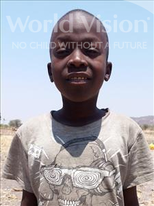 Choose a child to sponsor, like this little boy from Kilimatinde, Joshua Japhet age 12
