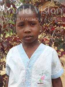 Choose a child to sponsor, like this little boy from Kilimatinde, Edward Samwel age 6