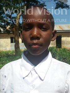 Choose a child to sponsor, like this little girl from Kilimatinde, Magreth Kaseko age 10