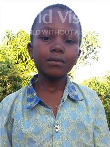 Choose a child to sponsor, like this little boy from Kilimatinde, Vedasto Joshua age 8