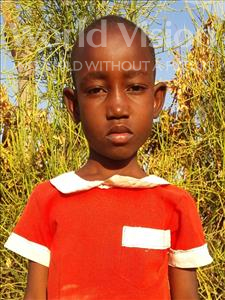 Choose a child to sponsor, like this little girl from Kilimatinde, Neema Philipo age 9