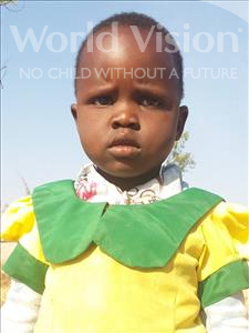 Choose a child to sponsor, like this little girl from Kilimatinde, Zawadi Stanslaus age 6