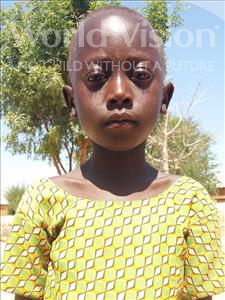 Choose a child to sponsor, like this little girl from Kilimatinde, Antonia Fidelis age 8