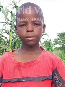 Choose a child to sponsor, like this little boy from Kilimatinde, Bonii Otyeno age 8