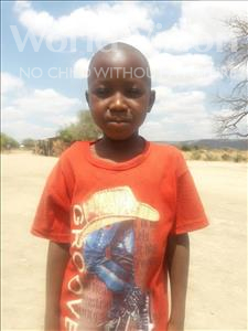 Choose a child to sponsor, like this little Boy from Kilimatinde, Venance Paulo age 7