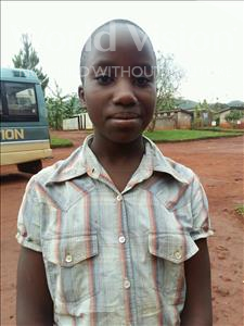 Choose a child to sponsor, like this little girl from Kibiga-Mulagi, Catherine age 11