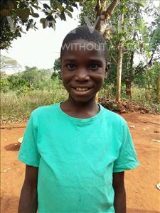 Choose a child to sponsor, like this little boy from Kibiga-Mulagi (Kimu), Wilber age 10