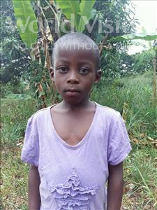 Choose a child to sponsor, like this little boy from Kibiga-Mulagi, Rafail age 7