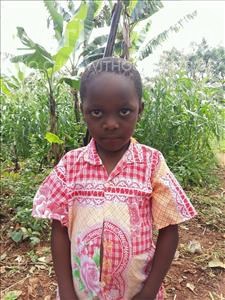 Choose a child to sponsor, like this little boy from Kibiga-Mulagi (Kimu), Samuel age 8