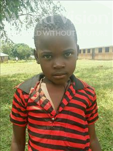 Choose a child to sponsor, like this little girl from Kibiga-Mulagi, Joyce age 6