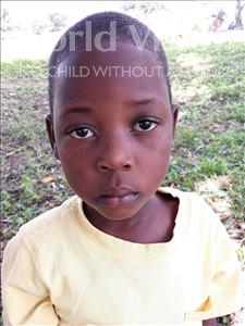 Choose a child to sponsor, like this little girl from Busitema, Brenda age 5