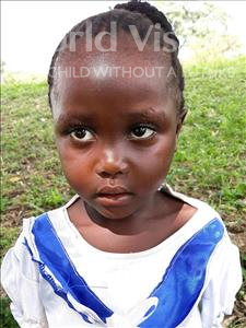 Choose a child to sponsor, like this little girl from Busitema, Felister age 4