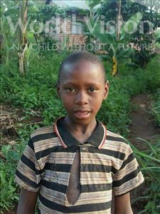 Choose a child to sponsor, like this little boy from Ntwetwe, John age 12
