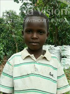 Choose a child to sponsor, like this little boy from Ntwetwe, Joram age 6