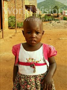 Choose a child to sponsor, like this little boy from Ntwetwe, Joy age 2