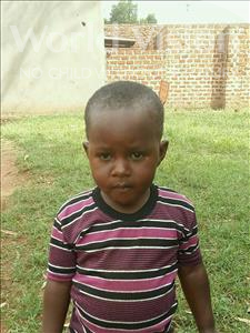 Choose a child to sponsor, like this little girl from Ntwetwe, Hawa age 3