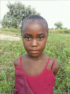 Choose a child to sponsor, like this little girl from Keembe, Tendai age 6