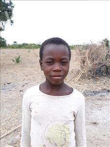 Choose a child to sponsor, like this little girl from Keembe, Victoria age 8