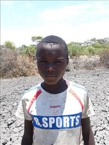 Choose a child to sponsor, like this little Boy from Keembe, Gimmy age 7