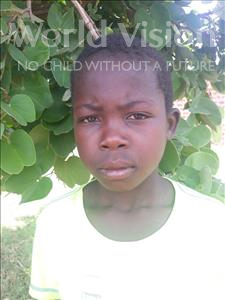 Choose a child to sponsor, like this little boy from Keembe, Joseph age 6