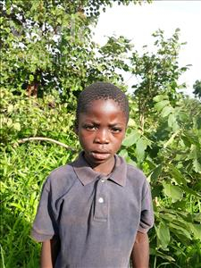 Choose a child to sponsor, like this little boy from Keembe, Fredy age 5