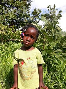 Choose a child to sponsor, like this little girl from Keembe, Stella age 3