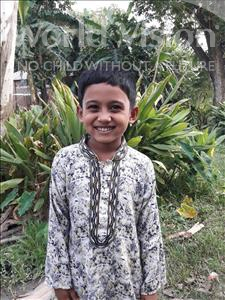 Choose a child to sponsor, like this little boy from Ghoraghat, Absar Sadik age 6