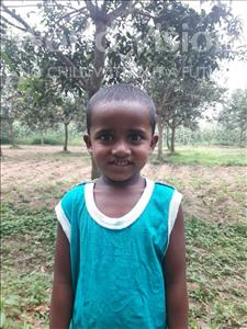 Choose a child to sponsor, like this little boy from Ghoraghat, Nishan age 4