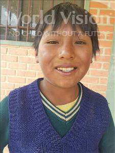 Choose a child to sponsor, like this little boy from Mosoj P'unchay, Pablo age 9