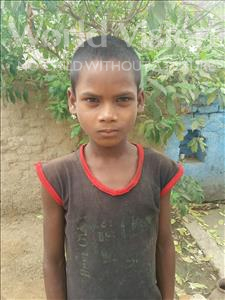 Choose a child to sponsor, like this little Boy from Bhojpur, Ramji age 10