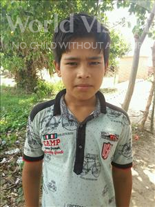 Choose a child to sponsor, like this little boy from Bhojpur, Abhishek age 12