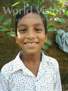 Choose a child to sponsor, like this little boy from Bhojpur, Kumar age 9