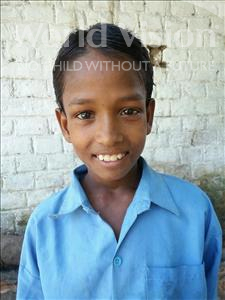 Choose a child to sponsor, like this little boy from Bhojpur, Samfaraj age 10