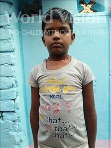 Choose a child to sponsor, like this little boy from Patna, Sahil age 9