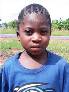 Choose a child to sponsor, like this little boy from Kazuzo, Nelito Paulo age 6
