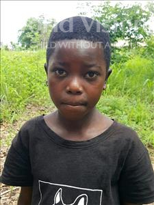 Choose a child to sponsor, like this little boy from Kazuzo, Nelio Mauricio Mario age 10