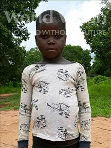 Choose a child to sponsor, like this little boy from Kazuzo, Abrao Jose age 9