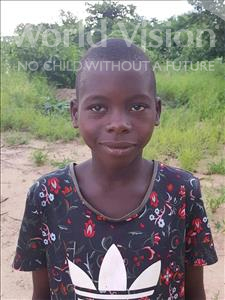 Choose a child to sponsor, like this little boy from Kazuzo, Belito Feleciano age 10
