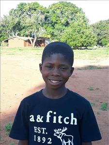 Jamal Armando, aged 10, from Mozambique, is hoping for a World Vision sponsor