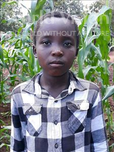 Choose a child to sponsor, like this little boy from Kazuzo, Osvaldo Isaquiel age 11