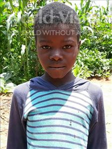 Choose a child to sponsor, like this little girl from Kazuzo, Samira Carlitos Luis age 9