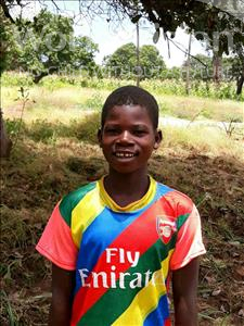 Choose a child to sponsor, like this little boy from Kazuzo, Cesar Jorge age 10