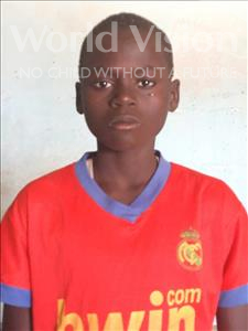 Choose a child to sponsor, like this little boy from Sirba, Massaoudou age 12
