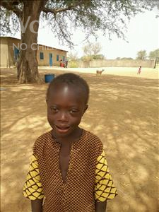 Hamad, aged 6, from Senegal, is hoping for a World Vision sponsor