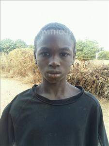 Choose a child to sponsor, like this little boy from Loul, Pascal age 12