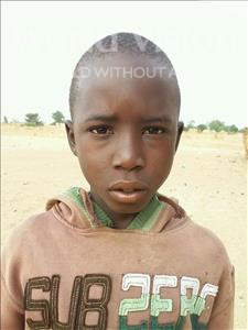 Choose a child to sponsor, like this little boy from Loul, Abdoulaye age 8