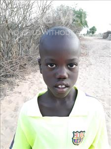 Choose a child to sponsor, like this little boy from Loul, Ousmane age 9