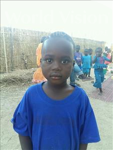 Choose a child to sponsor, like this little boy from Loul, Pascal age 4