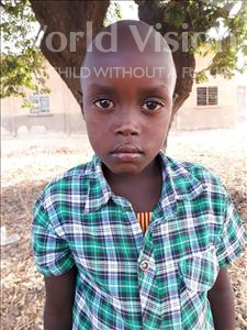 Choose a child to sponsor, like this little boy from Loul, Baye Alioune age 6